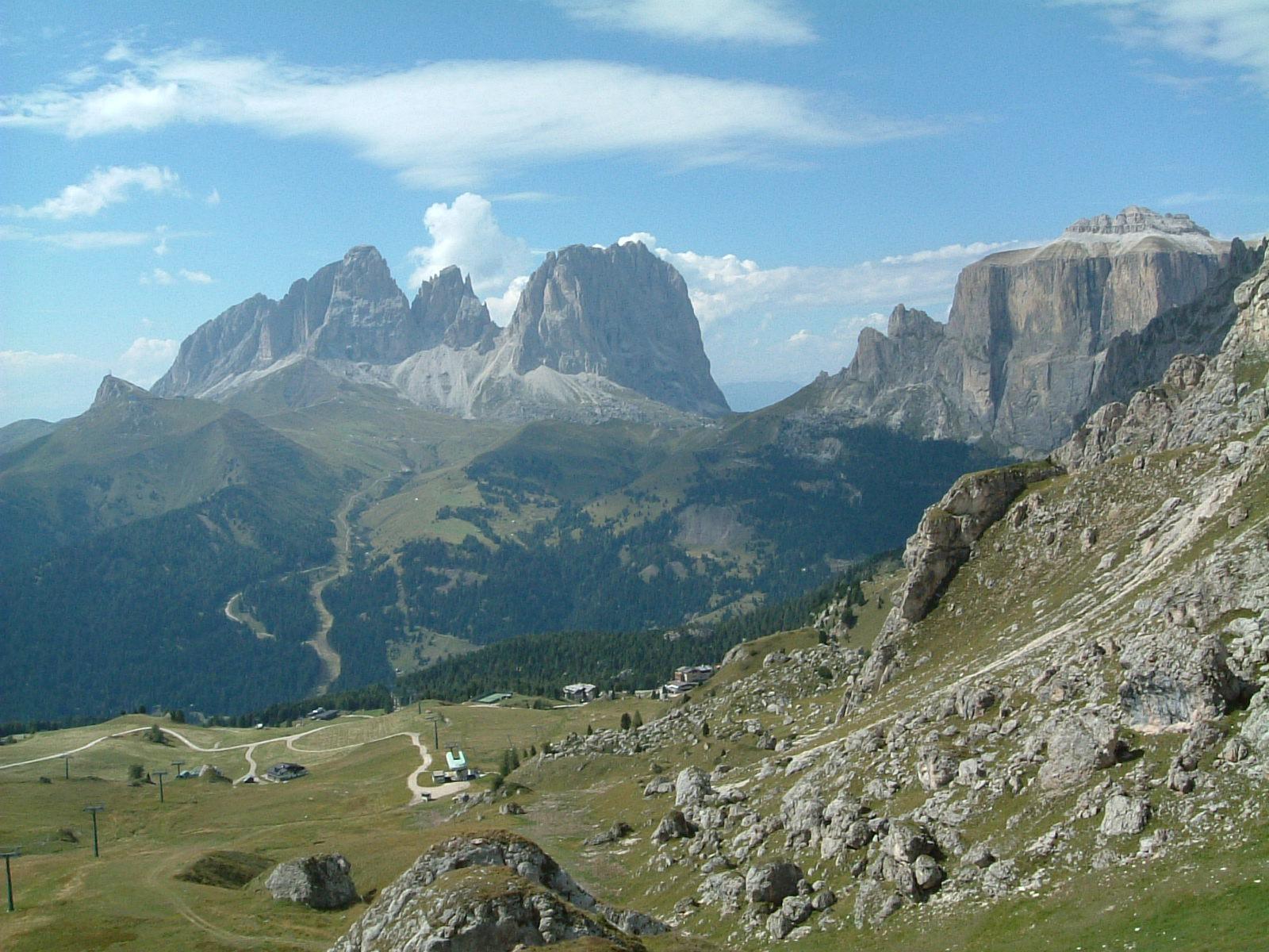 Die Dolomiten